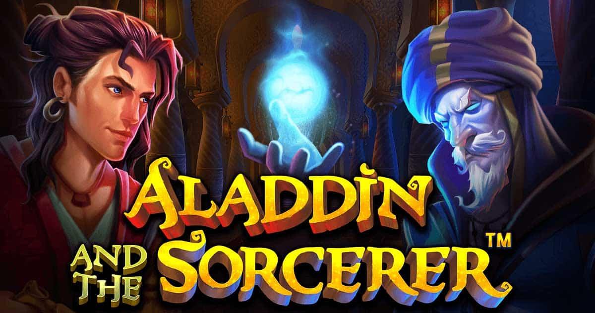 Aladdin and The Sorcerer game slot