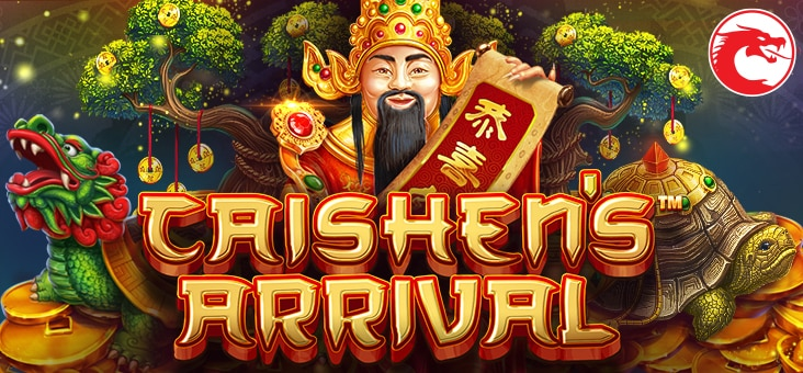 Heralds the God of Wealth in CAISHEN'S ARRIVAL