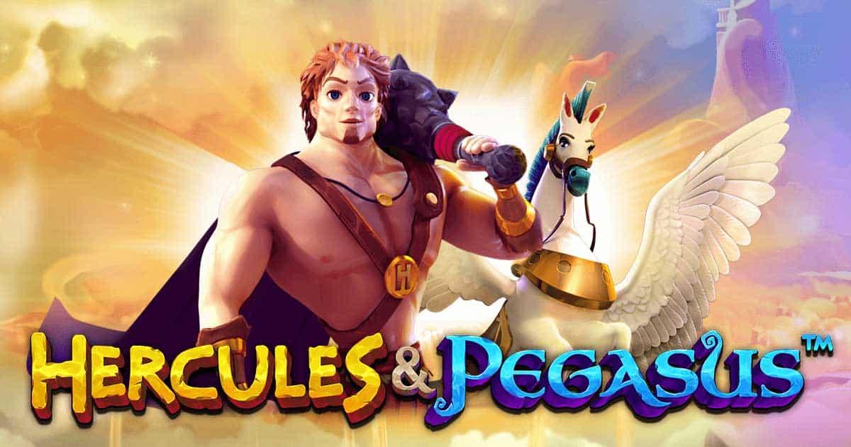 Hercules Pegasus game slot