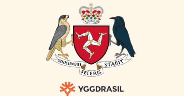 Yggdrasil granted Isle of Man B2B software licence