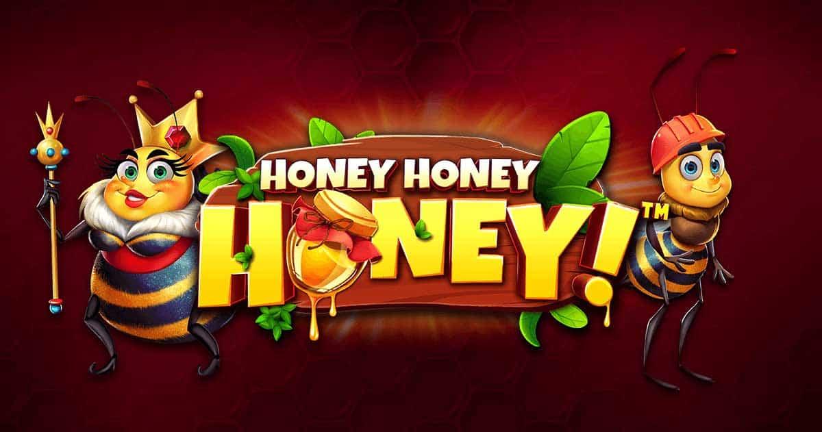 เปิดตัวเกมใหม่ Honey Honey Honey ผึ้ง น้ำหวาน | SLOT HEAT
