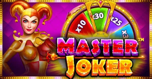 master joker slot game