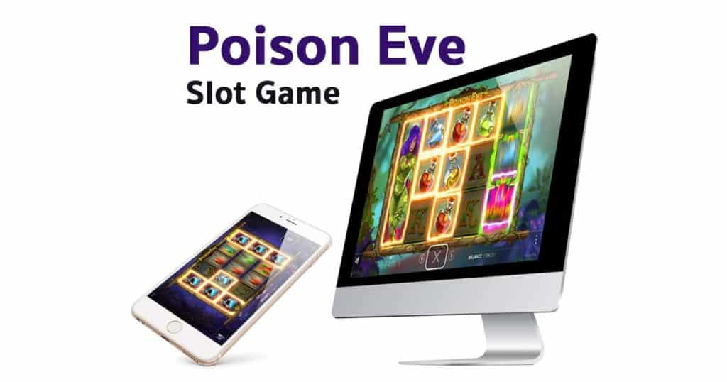 Poison Eve new game from nolimit city