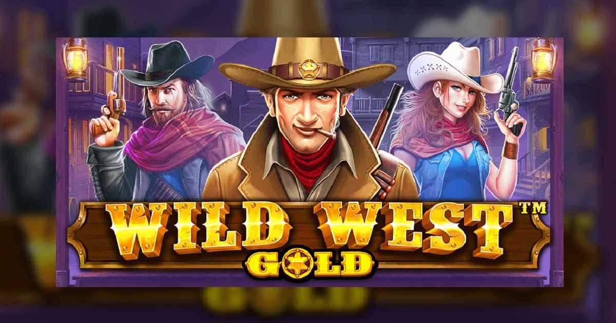 new slot wild west gold