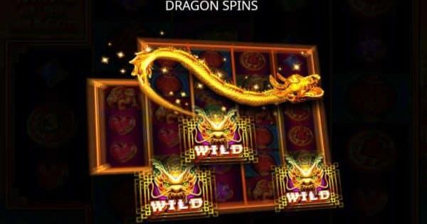 Dragon Spins เกมสล็อต 3888 ways of the dragon
