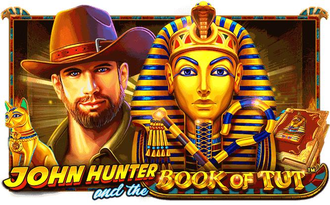 John Hunter and the book of Tut slot
