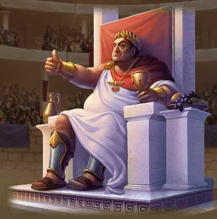 รางวัลปลอบใจ Champions of Rome