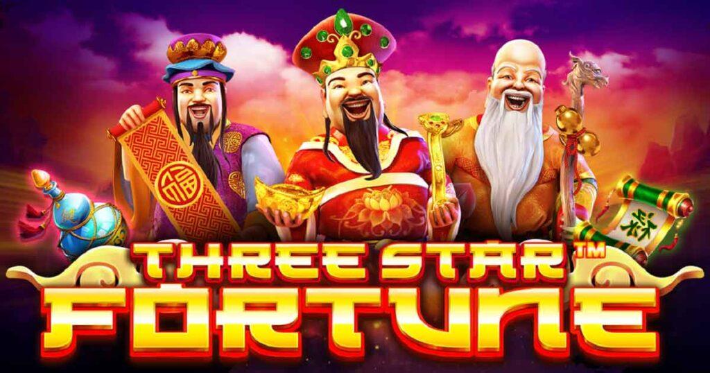 three star fortune new slot online