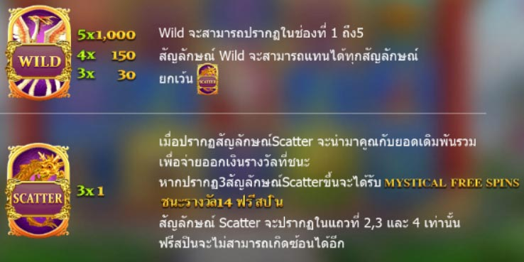 wild scater symbols blossom garden slot