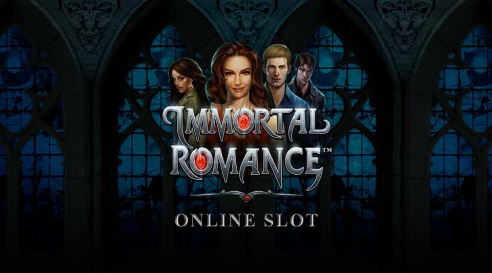 Immortal Romance Remastered online slot news