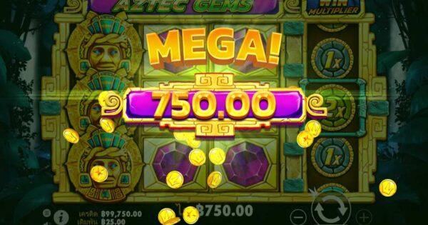 Mega Won Aztec Gems Slot