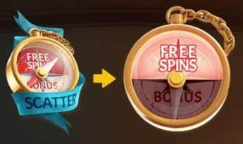 scatter bonus symbols jackpot raiders