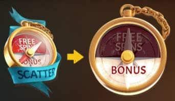 symbols for bonus game