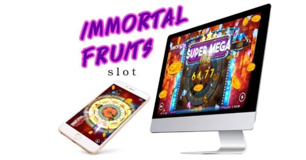 immortal fruits release