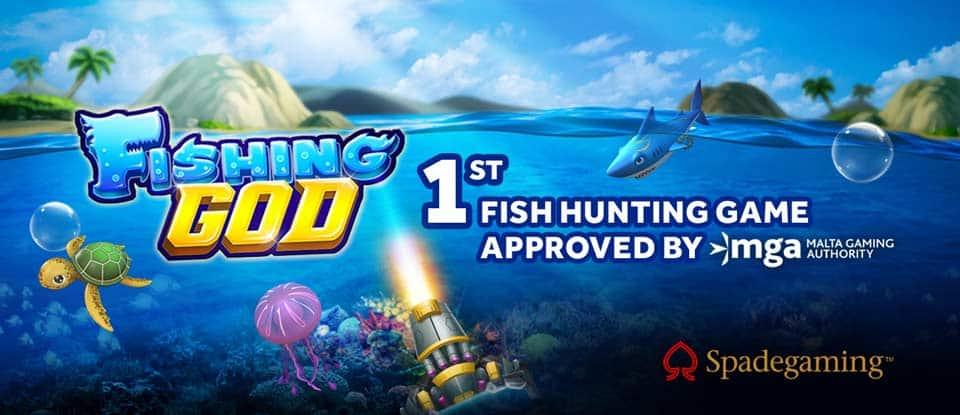 fishing god fish hunting game